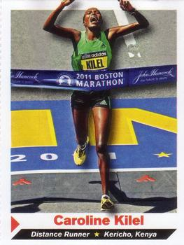 2011 Sports Illustrated for Kids #38 Caroline Kilel Front