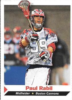 2011 Sports Illustrated for Kids #62 Paul Rabil Front