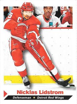 2011 Sports Illustrated for Kids #71 Nicklas Lidstrom Front
