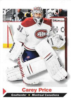 2011 Sports Illustrated for Kids #82 Carey Price Front