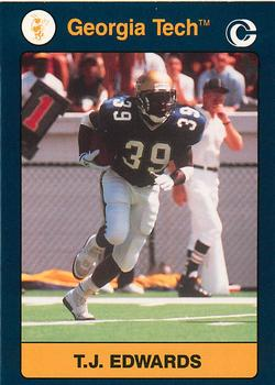 sports shoes a0ba4 c4661 T.J. Edwards Gallery | The Trading Card Database