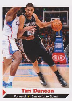 2014 Sports Illustrated for Kids #383 Tim Duncan Front