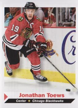 2014 Sports Illustrated for Kids #313 Jonathan Toews Front