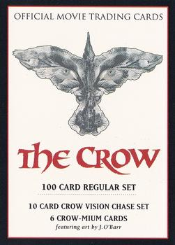 1994 Kitchen Sink The Crow #1 The Crow Front