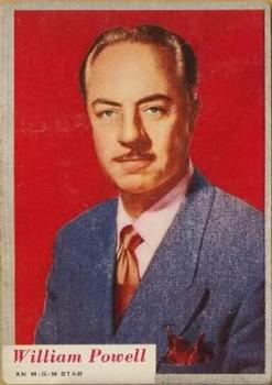 1953 Topps Who-Z-At Star? #30 William Powell Front