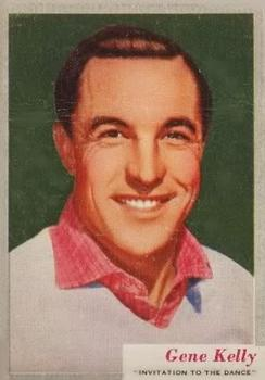 1953 Topps Who-Z-At Star? #37 Gene Kelly Front