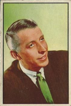 1953 Bowman NBC Radio and TV Stars #25 Stan Kenton Front