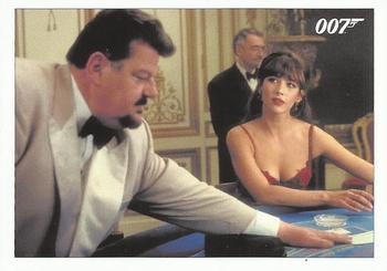 2016 Rittenhouse James Bond 007 Classics #27 Valentin Zukovsky Cheerfully  Greets Front