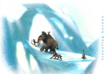 2002 Hero Factory: Ice Age #2 Traveling Heroes Front