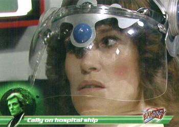 2014 Unstoppable Cards: Blakes 7 Series 2 #59 Cally on hospital ship Front