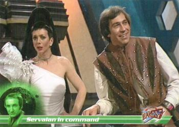 2014 Unstoppable Blakes 7 Series 2 #64 Servalan in command Front