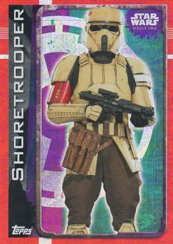 Topps Star Wars Holo 188 Rogue One C2-B5