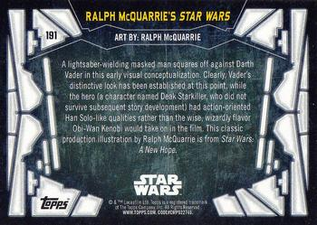 2017 Star Wars 40th Anniversary Card #196 The Rebel Freighter