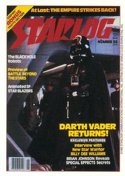 1993 Starlog: The Science Fiction Universe #19 035 - June Front