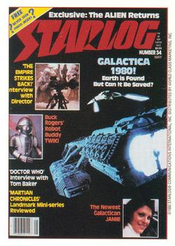1993 Starlog: The Science Fiction Universe #20 034 - May Front