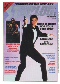 1993 Starlog: The Science Fiction Universe #22 049 - August Front