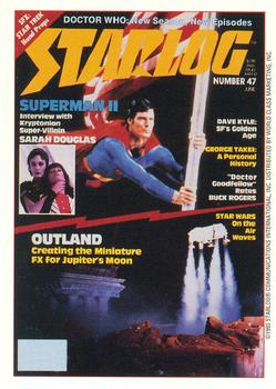 1993 Starlog: The Science Fiction Universe #23 047 - June Front