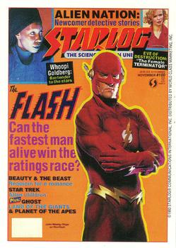 1993 Starlog: The Science Fiction Universe #24 160 - November Front