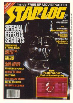 1993 Starlog: The Science Fiction Universe #29 056 - March Front