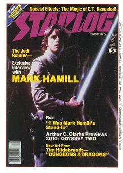 1993 Starlog: The Science Fiction Universe #33 065 - December Front