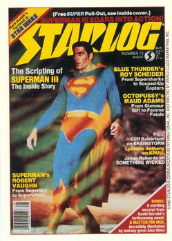 1993 Starlog: The Science Fiction Universe #39 073 - August Front