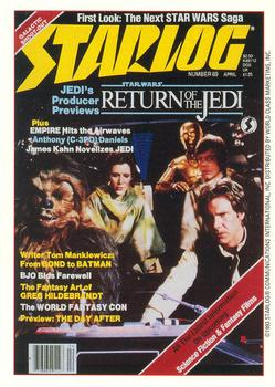 1993 Starlog: The Science Fiction Universe #40 069 - April Front