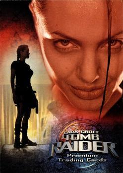 2001 Inkworks Tomb Raider Promos Non Sport Gallery Trading
