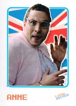 2006 Little Britain Collector Cards #9 Anne Front