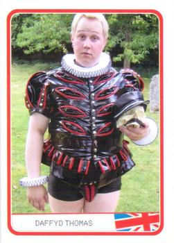 2006 Little Britain Collector Cards #23 Daffyd Thomas Front