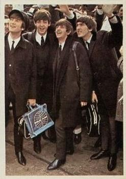 1964 Topps Beatles Color 25 John Paul Ringo