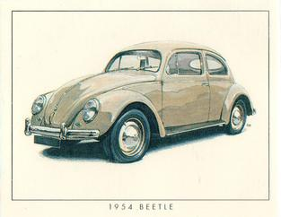 1993 Classic VW #3 1954 Beetle Front