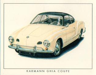 1993 Classic VW #5 Karmann Ghia Coupe Front