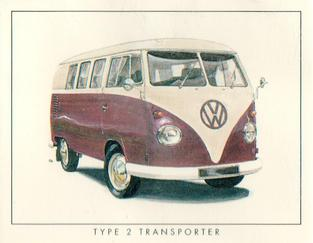 1993 Classic VW #6 Type 2 Transporter Front