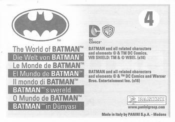Panini-Justice League-sticker 139