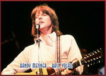 2018 card #43 Randy Meisner J2 Rock Cards