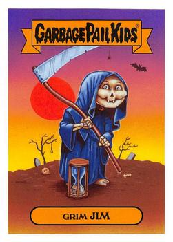 2019 Garbage Pail Kids Revenge of Oh The Horror-ible #MH-12a Nina Nun
