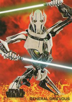 General Grievous Gallery Trading Card Database