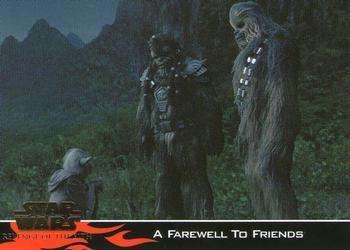 Tarfful #109 Force Attax Movie Card