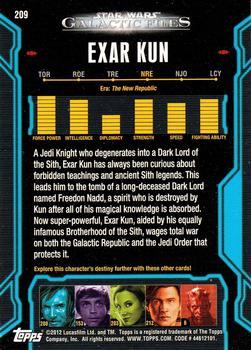 "RE:- ""Part I - Shedding Limitations"": Exar Kun vs. Supremacy Quotes 73989-209Bk"
