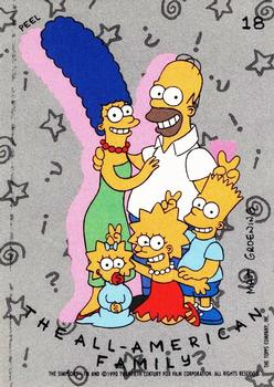 the simpsons as the model american family of the 1990s It was a decade of wholesome family sitcoms and subversive cartoons that   today, the character is probably remembered for his simpsons crossover as   on the state of the lower-class american family in the early '90s.