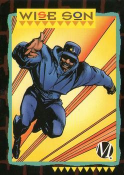 1993 SkyBox Milestone: The Dakota Universe #85 Wise Son Front