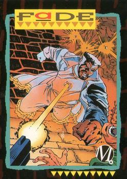 1993 SkyBox Milestone: The Dakota Universe #88 Fade Front