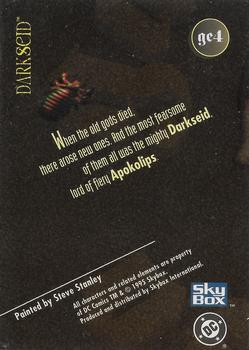 Darkseid Gallery | The Trading Card Database