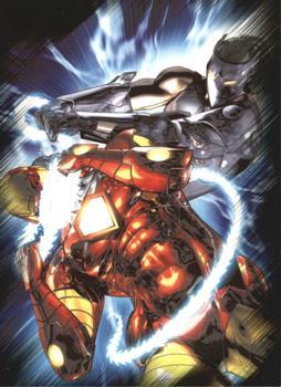 2010 Marvel Heroes and Villains Trading Card #13 Deadpool vs Skrull