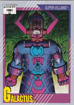 1991 Impel Marvel Universe II #59 Galactus Front