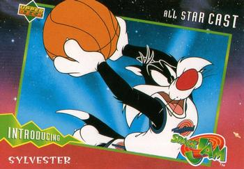 1996 Upper Deck Space Jam Non Sport Gallery The