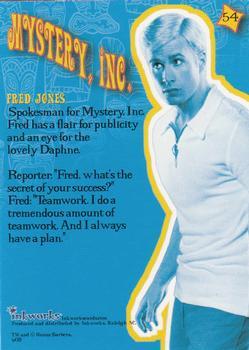 2002 Inkworks Scooby-Doo Movie Non-Sport - Gallery | The ...
