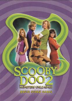 2004 Inkworks Scooby Doo 2 Monsters Unleashed Non Sport Gallery Trading Card Database