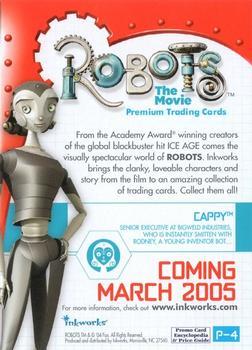 Robots Cappy