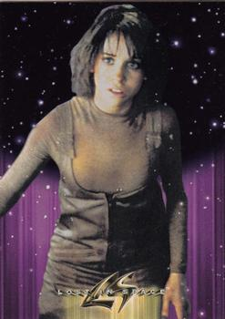 1998 Inkworks Lost In Space Movie Non Sport Gallery The